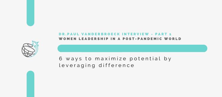 Post-pandemic women leadership